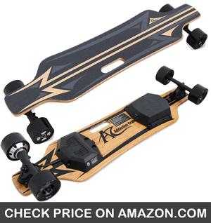AC Electric Skateboard 350W - CleverSkateboard