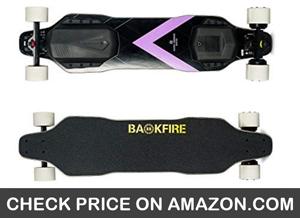 BACKFIRE G2S Electric Skateboard - CleverSkateboard