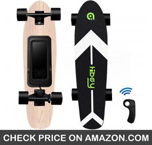 Hiboy S11 Electric Skateboard - CleverSkateboard