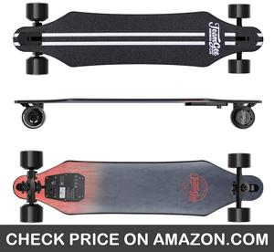 Teamgee H5 Electric Skateboard - CleverSkateboard