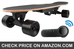 WeSkate E200 Electric Skateboard - CleverSkateboard