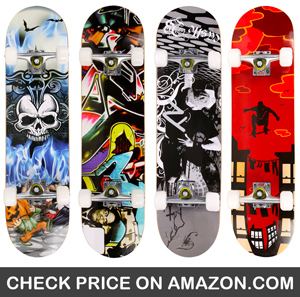 Hosmat Skateboard Deck - CleverSkateboard