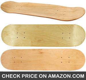 NPET Blank Skateboard Deck - CleverSkateboard