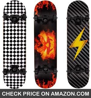 NPET Pro Skateboard Deck - CleverSkateboard