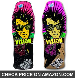 Vision Skateboard Deck - CleverSkateboard