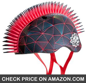 Krash Youth 8+ Mohawk Helmet - CleverSkateboard